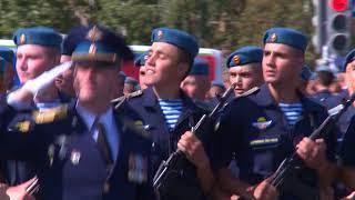 Присяга первокурсников РГВВДКУ