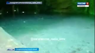 В Пятигорске после жалоб привели в порядок озеро Провал