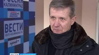 Калининград посетил известный польский кинодокументалист