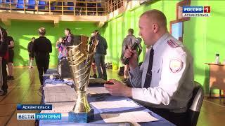 Чемпионат области по гиревому спорту проходит в Архангельске