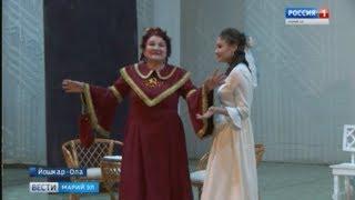 «Отдает себя театру без остатка» – актриса Маргарита Медикова отмечает свой юбилей - Вести Марий Эл