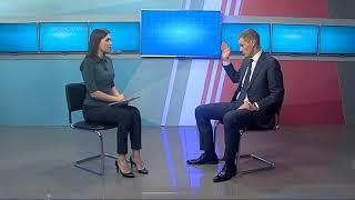 """Программа """"В тему"""" от 28.02.18: Александр Грибов"""