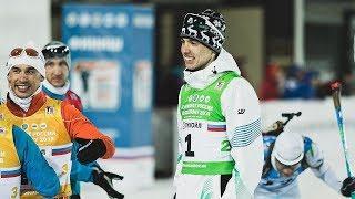 Югорский биатлонист Никита Поршнев стал открытием Чемпионата России
