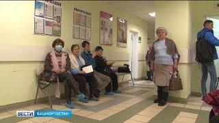 В республике растет число заболевших ОРВИ