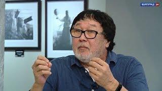 Мифы планеты. Интервью. Дмитрий Санджиев,  народный художник России