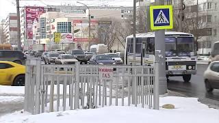 """Остановку между """"Дмитриева"""" и """"11 Микрорайоном"""" в направлении центра делать не хотят"""