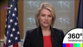 Госдеп США отказался разговаривать с российскими журналистами.