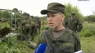 Курсы выживания женщин военнослужащих