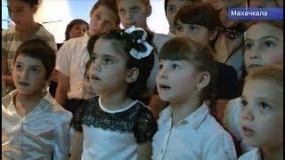 Дети-сироты посетили музей истории