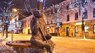 В Ярославле приступили к новогоднему украшению города