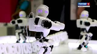 В Костроме готовится побывать уникальная выставка «Город роботов»