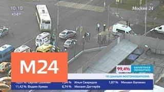 Сбившему толпу людей водителю в Марьино изберут меру пресечения - Москва 24