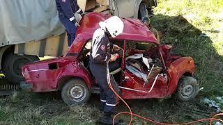 В Воткинском районе в результате ДТП погибли три человека