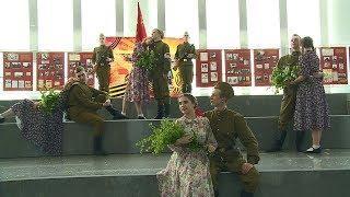 В Пензе началась череда официальных торжеств к Дню Победы