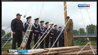 Съёмочная группа ГТРК «Марий Эл» вместе с юнгами отправится в плавание на «Святом Косме»