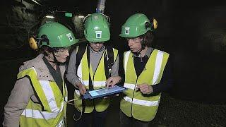 Ученые ЕС разработали сканер для подземных исследований…