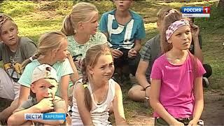 Учения в лагере Старт