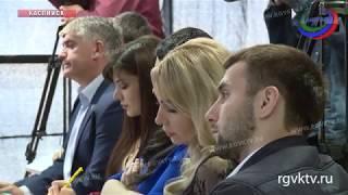 Во дворце спорта Али Алиева подвели итоги подготовки к ЧЕ по спортивной борьбе