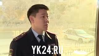 В результате ДТП в Якутске мальчик получил компрессионный перелом позвоночника