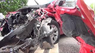 В Туле в ДТП с четырьмя машинами пострадали два человека