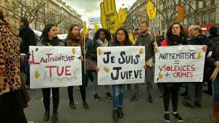 «Франция далека от победы над антисемитизмом»