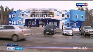 Новый бассейн в Заречном позволит проводить тренировки под открытым небом