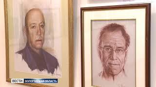 В Вологде открывается выставка заслуженного художника России Никаса Сафронова