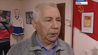 Областной краеведческий музей открыл футбольную выставку (ГТРК Вятка)