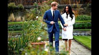 Подготовка в королевской свадьбе