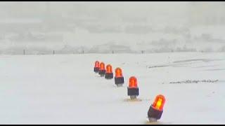 Из-за снежного циклона отменены авиарейсы из Анадыри в Москву, Хабаровск и Магадан - Вести 24