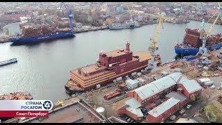 Плавучая АЭС: из Санкт-Петербурга в Мурманск