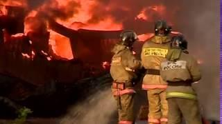 Новые подробности крупного пожара в Ярославле