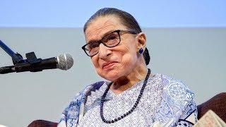 «Влияние либералов под угрозой». Может ли Рут Гинзбург уйти с поста судьи Верховного суда США