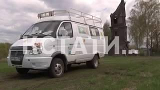 Ветеран Чечни создал частную социальную службу и взял под опеку родное село