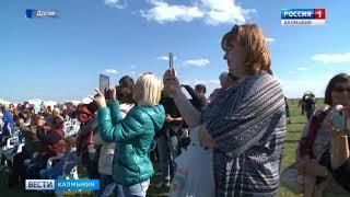 Калмыкия готовится к  фестивалю тюльпанов