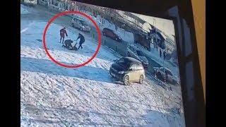 Подробности ДТП в Салехарде, в котором сбили 10-летнюю девочку