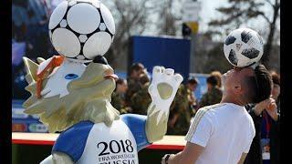 Путин вводит методы советских времен. Чтобы ЧМ по футболу стал самым безопасным.