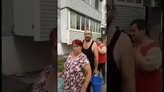 Более тысячи жителей Лесозаводска остались без централизованного водоснабжения