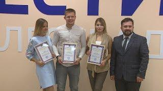 Корреспонденты «Волгоград-ТРВ» отмечены благодарственными письмами за освещение молодежных событий