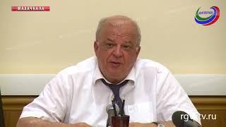 В правительстве Дагестана обсудили эпидситуацию по кори и менингококковой инфекции