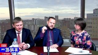 В эфире: Алексей Логачев