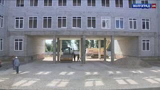 Новая школа в Камышине будет отвечать всем современным образовательным стандартам