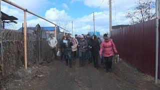 Волгоградские общественники помогают решать дачные проблемы