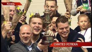 """Ватерпольный """"Синтез"""" выиграл Суперкубок страны и сражается за бронзу чемпионата - ТНВ"""