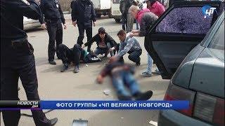В поселке Пролетарий таксист открыл огонь по конкуренту