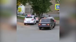 Погоня за пьяным таксистом в Уфе: стали известны подробности