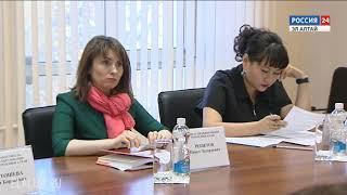 Заседание Консультативного совета состоялось в республиканском управлении Следственного комитета