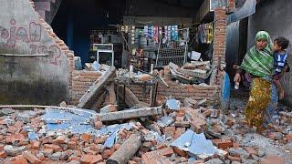 Индонезия: число жертв растет