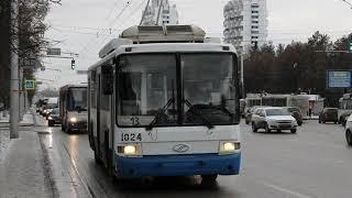 Красной строкой - 11.12.18 В Уфе началась транспортная реформа