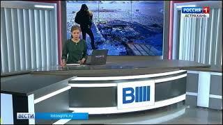 Подробности трагедии на паромной переправе в Астраханской области